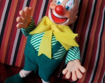 Vintage Clown Doll
