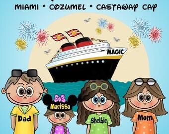 Cabin Door Cruise Magnet, Cabin Door Disney magnet, Carnival Cruise Door Magnet, Royal Caribbean Door Magnet, Cruise Door Magnet, door sign