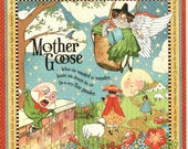 Graphic 45 Retired Mother Goose: Twenty Four  8x8 Double Sided Papers