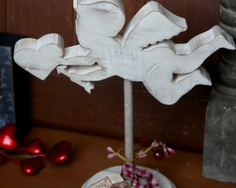 Cupid Valentine Primitive