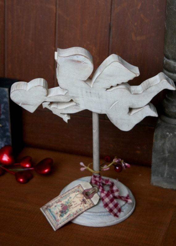 Cupid Valentine Primitive