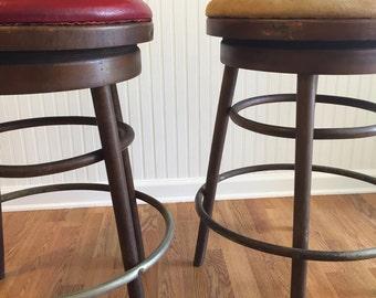 sale mid century bar stools bentwood bar stools industrial bar stools swivel
