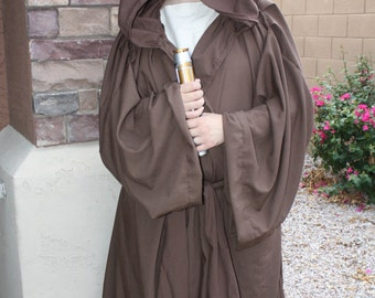 Adult Jedi Robe & Tunic