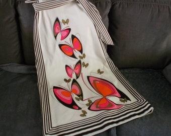 Vintage Designer Skirt Miss Shaheen 60's-70's