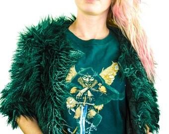 Vintage Jethro Tull Shirt 80s Tee 80s Shirt Band Tee Concert Shirt Boho Hippie Rocker Jethro Tull Tee Iron Maiden Black Sabbath Metallica