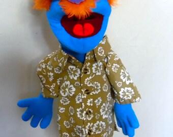 Professor Grumble Professional Hand Puppet