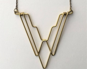 Moving Mountains Necklace