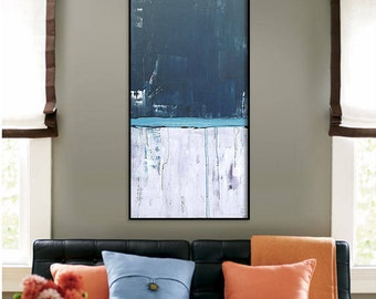 48x24 Inch Abstract Painting. Large Abstract Painting. Original Abstract Art. Original Abstract Painting. Abstract Wall Art. Large Wall Art.