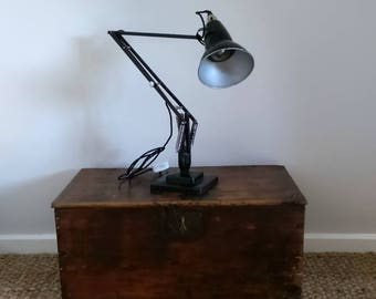 Original Late 1940s Herbert Terry & Sons Anglepoise 1227
