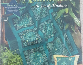 Aquamarine Ambience with Jenny Haskins