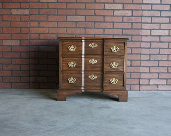 Chairside Chest / Chest / Traditional Chairside Chest / Bedside Chest / Nightstand