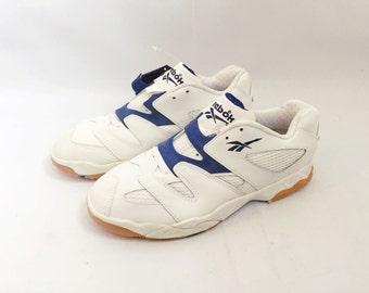 vintage reebok razor low shoes mens size 9.5