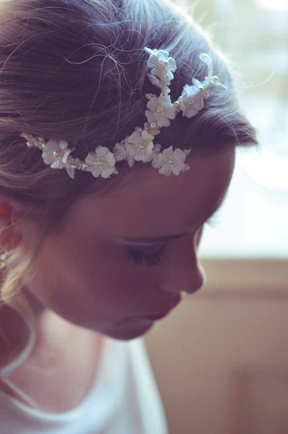 Floral Hair Vine