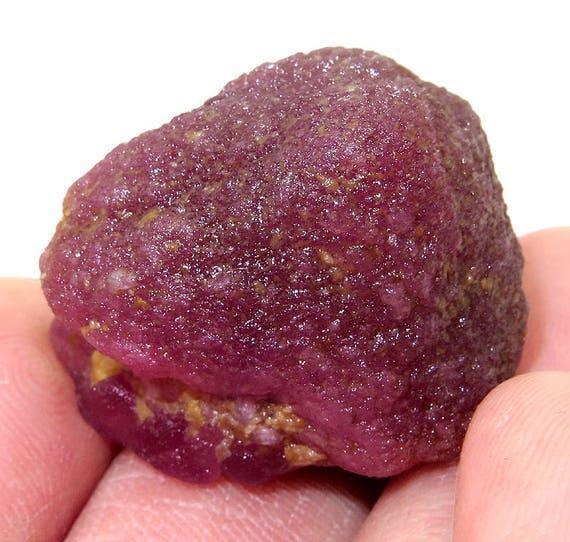 25.1 gram Molo Tourmaline. Mushroom. Burma. Excellent shape all around.  Region of Myanmar.