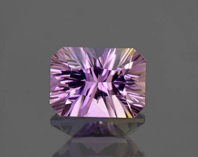 Pretty Bi-Color Ametrine Quartz Gemstone from Bolivia 2.92 cts