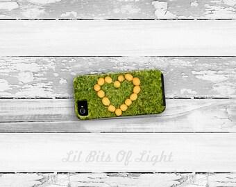 iPhone 8 Case - iPhone 8 Plus Cover - Lemon iPhone 7 Case  Fruit iPhone 7 Plus Case - iPhone 6 Case - iPhone 6s Case Heart -  iPhone 6 Plus