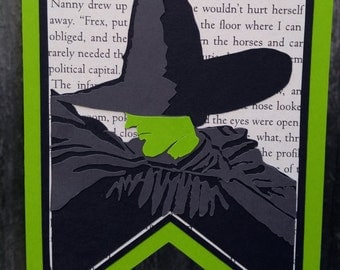 Wicked the Musical Inspired Happy Birthday Banner