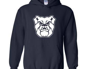 Butler Bulldogs Primary Logo Hoodie - Navy