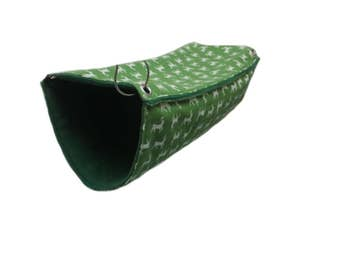 Double Decker Hammock large - Rat hammock , small pet hammock