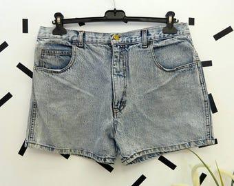 90 's Vintage Jeans Shorts Size M/L