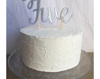 number cake topper, glitter number cake topper, cake topper birthday, cake topper one, five cake topper, one cake topper, cake topper, five