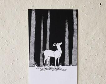 Deer - Dark Forest Series