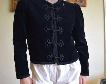 Velvet Mariachi Jacket