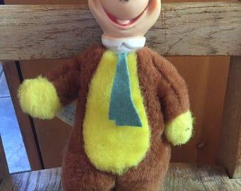 Vintage Yogi Bear Doll