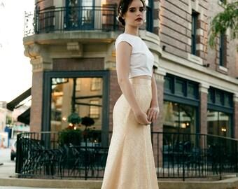 Sequin Mermaid Bridal Skirt - Andersen