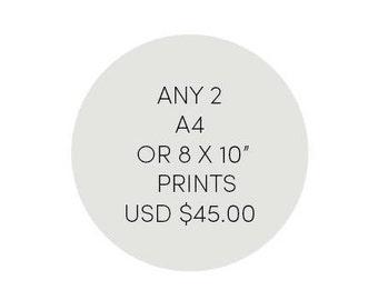 Any 2 Prints