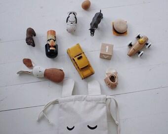 Bunny storage bag - Small