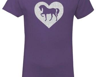 Kids Horse Shirts
