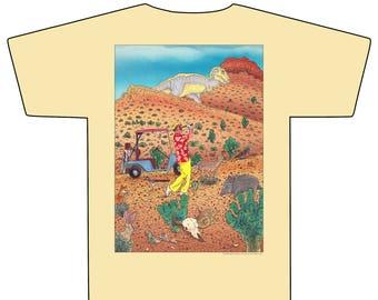 Printed T - Shirt