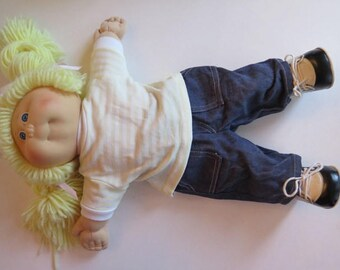 Cabbage Patch Kid Clothing//Cabbage Patch Doll Clothing