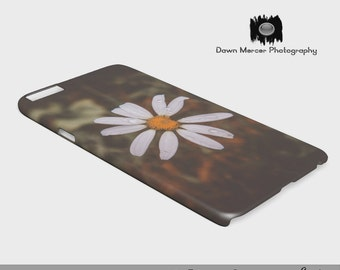 Daisy iPhone 6 Plus Case, Nature Photo iPhone 6 Case, Daisy Flower iPhone 6 Plus Case fits iPhone 6 Plus and iPhone 6S Plus, Artist Design