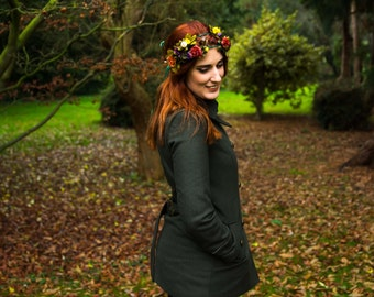 Autumn Headdress - Melinda