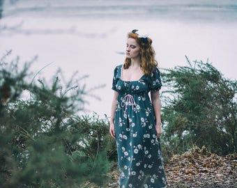 "Long dress ""Fanny"", 1820 inspiration"