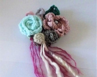 Corsage Vintage Style Brooch/Pin