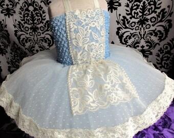 Vintage Alice in Wonderland Dress/Vintage Alice Dress/Alice Costume/Wonderland Dress/Alice Dress/Wonderland Costume/Baby Girl Dress/tutus