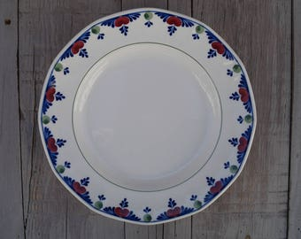Dinner Plate - Adams - Veruschka Pattern