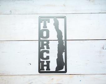Torch Lake Steel Art Michigan