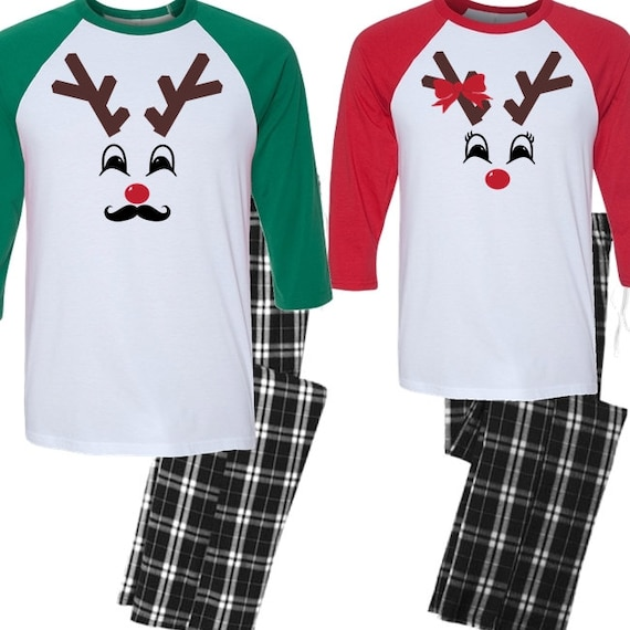 Based on one of the best Christmas films of all time, the festive PJs come in both his and hers versions, meaning you and your other half can be matching on the big day. The sets cost £ each.