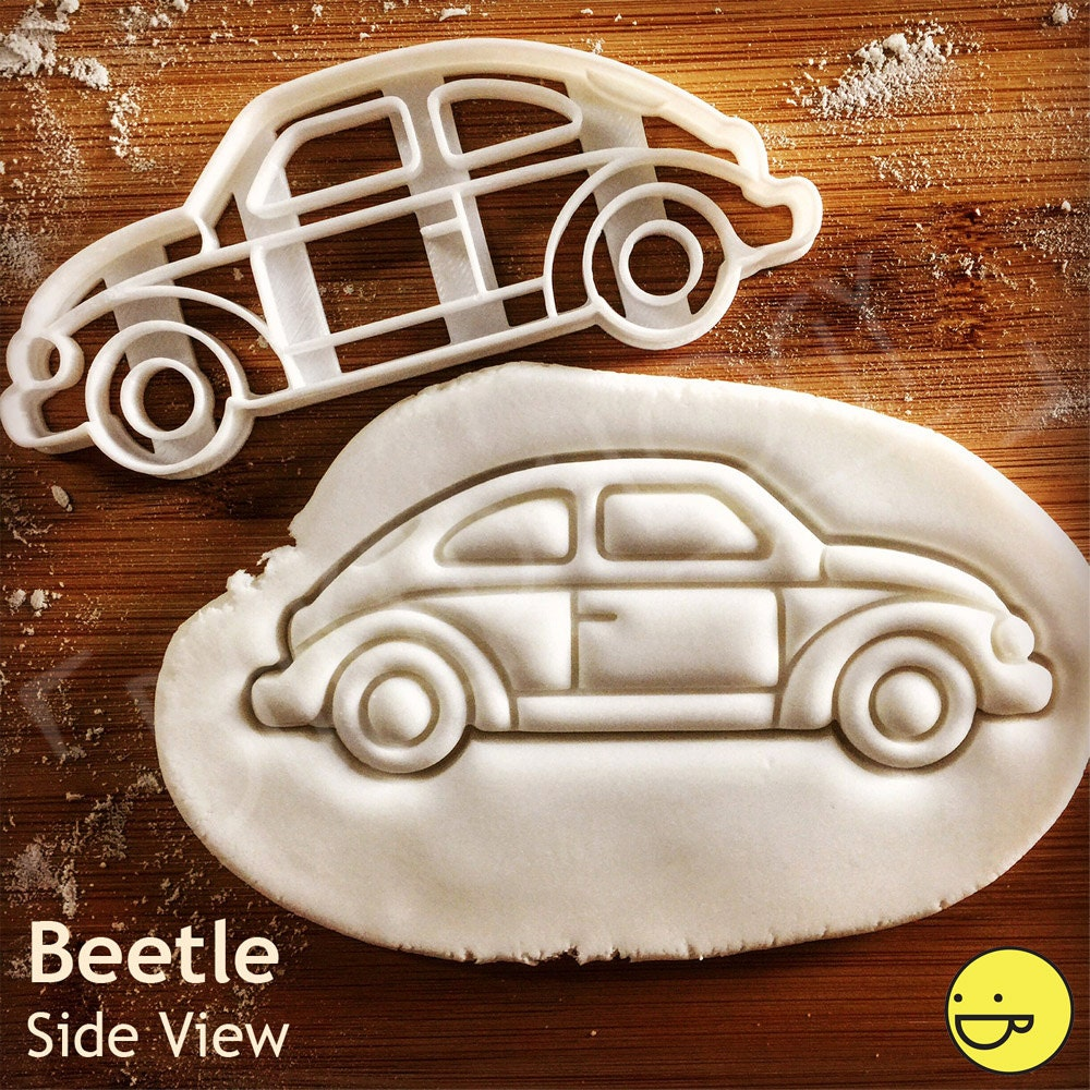 Classic Car Cookie Cutters