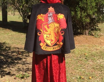 Harry Potter Cape and Dress