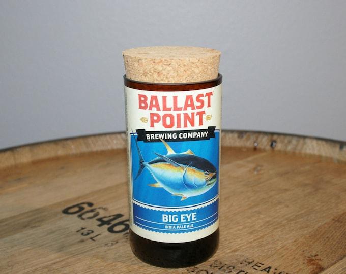 UPcycled Stash Jar - Ballast Point Brewing Co. - Big Eye IPA