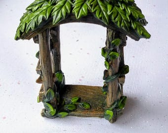 Fairy Pagoda | Fairy Garden Furniture | Miniature Garden Pagoda | Fairy Garden Accessories