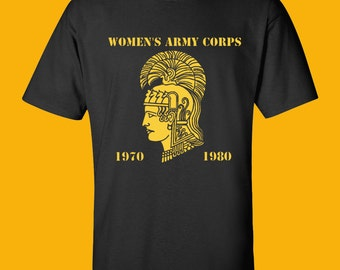 Women's Army Corps ( WAC ) Shirt With or Without Dates