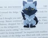 Magnetic bookmark - Wolf -  Adam Hauptman - Mercedes Thompson - Patricia Briggs