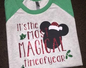Mouse Vacation Shirts, Christmas Shirt, Family Shirts, Mouse Shirt, Mouse Christmas Shirt, Disney Inspired Shirt, Family Vacation Shirt