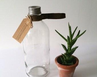 Old medicine Infusion Bottle 1000 ml